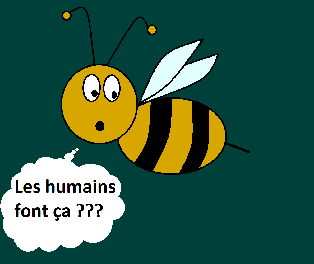 les humains font ça?